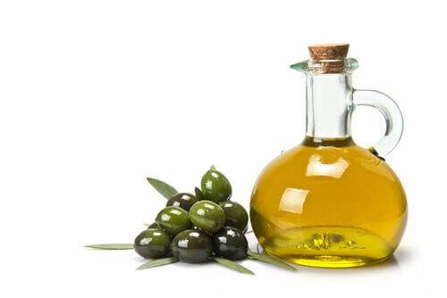 Olivenolie er en af de mest populære madlavningsolier
