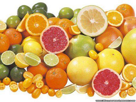 Citrusn frugter