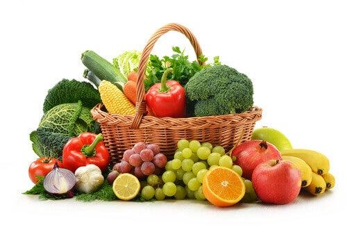 Rå fødevarer