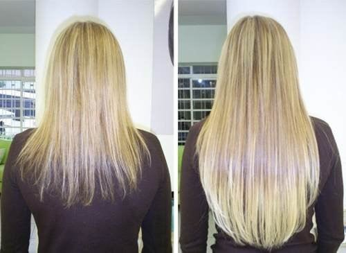 ricinusolie hår