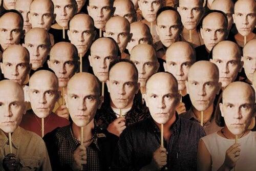 Capgras delusion er en ad de mest usædvanlige psykologiske lidelser der findes