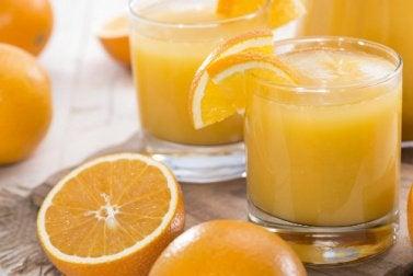 appelsin saft - appelsinkuren
