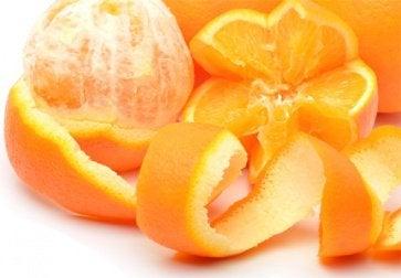 appelsin skal
