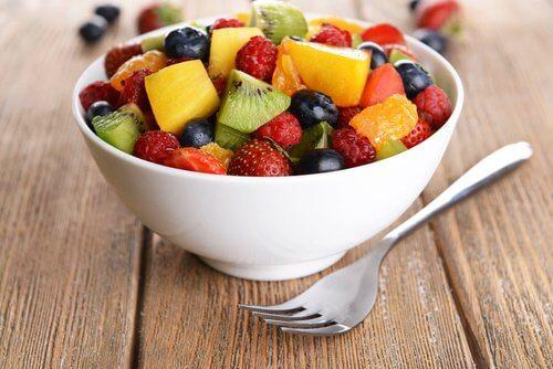De 5 bedste anti-inflammatoriske frugter
