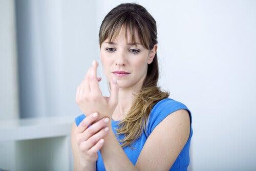 håndledssmerter