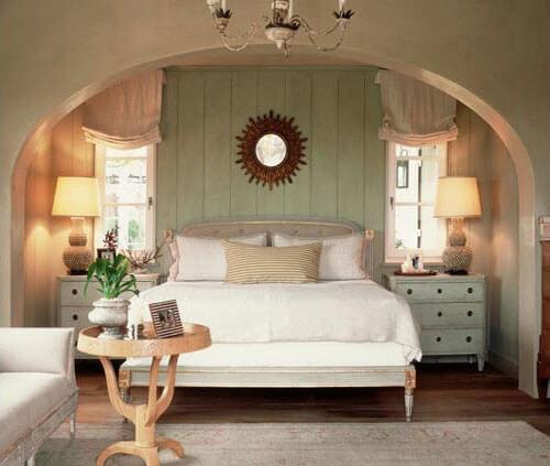 Lækkert soveværelse