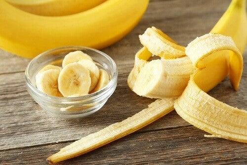 Hvad sker der med din krop, når du spiser modne bananer?