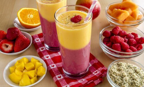 6 foryngende smoothies og juicer