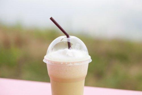 Protein smoothies kan laves med kaffe, hvilket er godt om morgenen