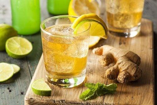 Citron og ingefær: Gode allierede til at standse migræne