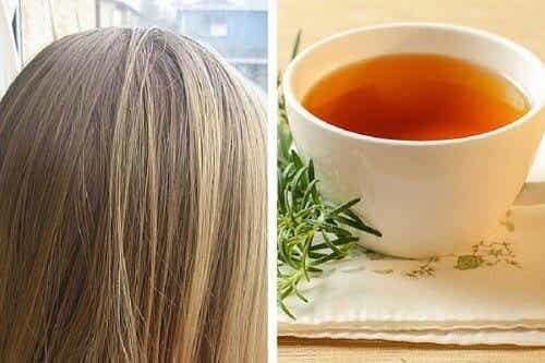 Sådan afbleger du dit hår naturligt