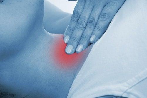 Symptomer på ubalance i skjoldbruskkirtlen