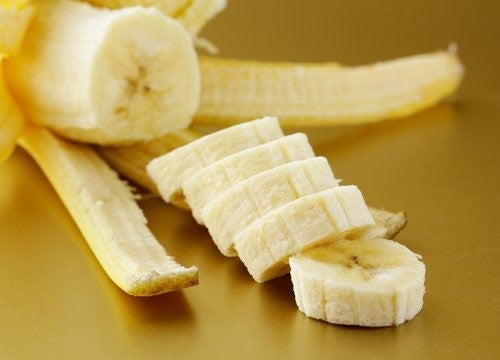bananskræller beskytter dit syn