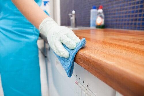 Køkken Rengøring