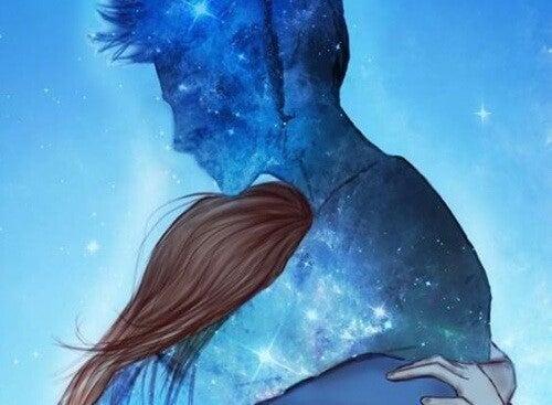 Nogle gange er alt, du virkelig brug for et kram til at helbrede din sjæl