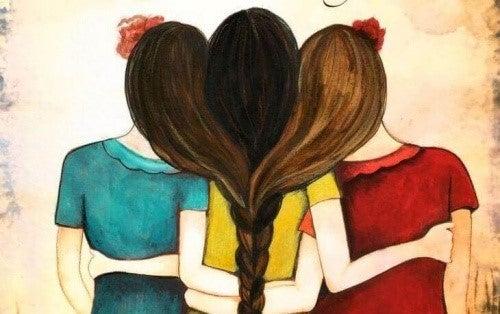 Forbindelse mellem søskende: Det kommer fra hjertet
