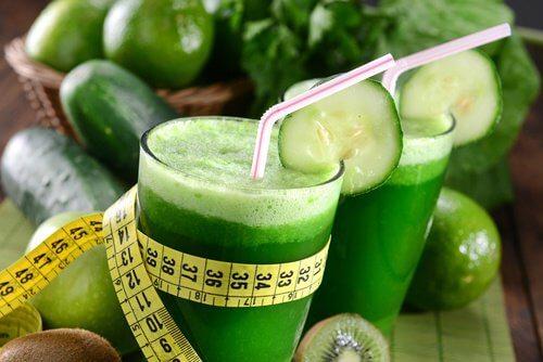 Agurk juice