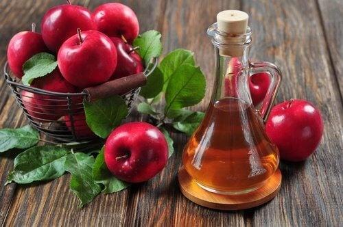har du nogensinde prøvet hjemmelavet balsam med æblecidereddike