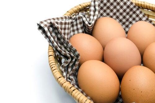 Er du træt? Spis flere æg