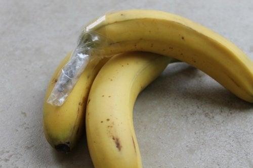 Bananer - madspild