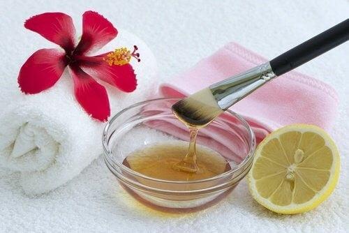 Citronbehandling