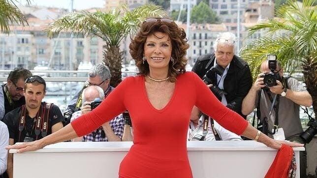 Sophia Loren: Du kan godt være 81 og sexet