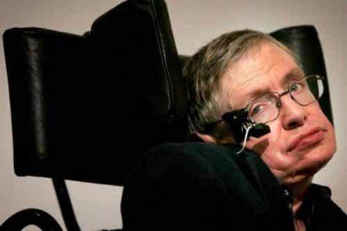 """Stephen Hawking: Et råd til alle, der befinder sig i et """"sort hul"""""""