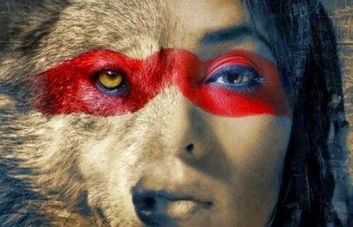 Ulven er lige glade med fårets mening
