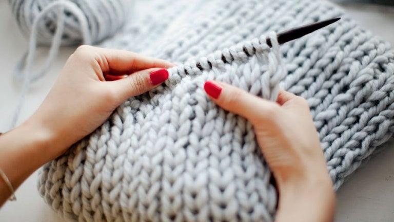 strikke-garn