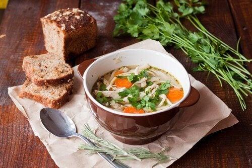 sunde supper og brød
