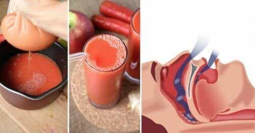 Naturmiddel til at stoppe snorken og søvnapnø