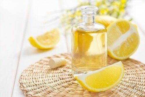 Citron rengoeringsmiddel