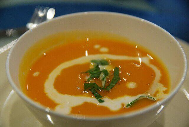 Graeskarsuppe