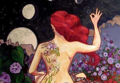 5 vigtige støttepæle til kvindelig healing