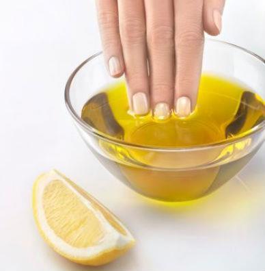 olivenolie kan hjælpe mod flossede negle