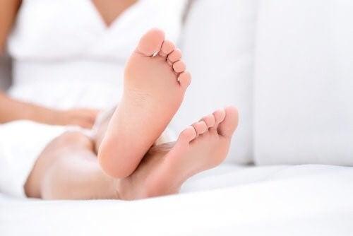 Rene fødder