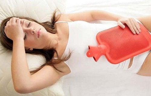 køn pige blive gravid under menstruation
