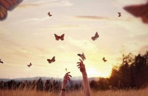 At give slip er at acceptere, hvad der ikke kan ændres