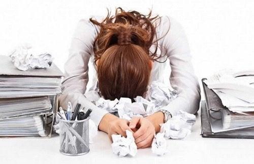 Der findes mange årsager til inflammation, men stress og arbejdspres er en slem en af slagsen