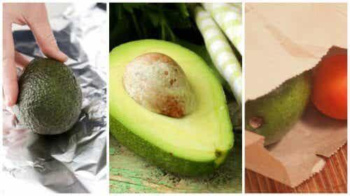 5 tricks til at modne avocadoer på få minutter