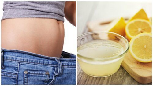 Hvordan du bekæmper overvægt med citron