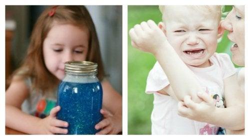 Montessori kan hjælpe dig med at håndtere dit barns vrede
