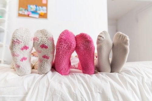 Søde sokker
