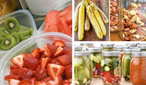 6 fejl du skal undgå for at holde maden frisk
