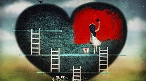 Udøv selvkærlighed og du vil blive elsket
