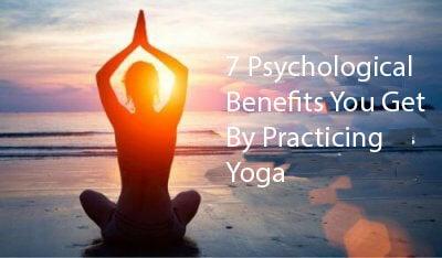 6 psykologiske fordele ved at dyrke yoga