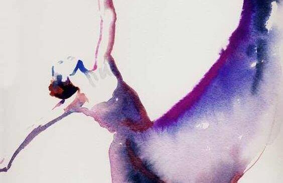 dansende-kvinde