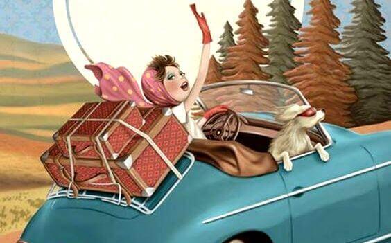 kvinde-i-bil