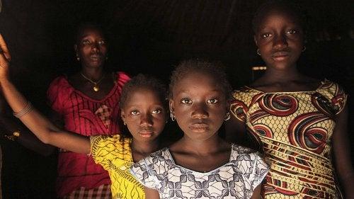 Gode nyheder: Afrika siger NEJ til kvindelig omskæring
