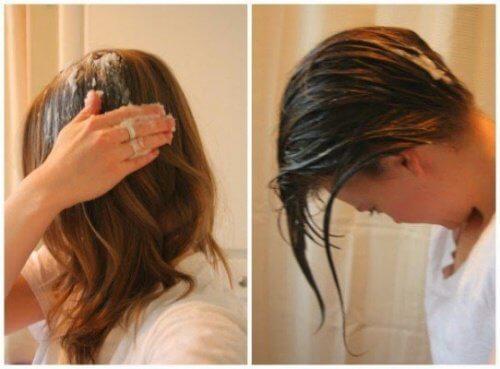 Få sundt hår med disse 5 midler med kokosolie